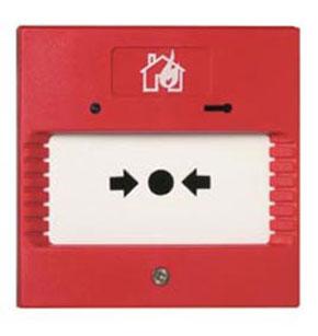 Alarme type 4 autonome et compacte sans fil (à piles)