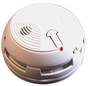 Détecteur avertisseur autonome de fumée norme NF