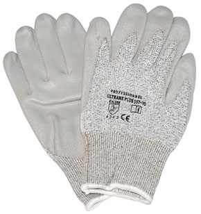 Gants de manutention anti-coupure